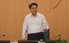 """Chủ tịch Hà Nội: Nếu người dân chủ quan đổ ra đường, thì dịch bệnh có thể lan nhanh """"không kịp trở tay"""""""