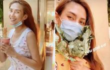Ngày cuối cùng bên trong khu cách ly, Võ Hoàng Yến tiết lộ món quà gây bất ngờ được một chị bác sĩ tặng, quyết định đem ra sử dụng luôn trong bữa trưa