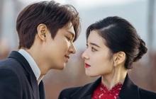 """Bệ Hạ Bất Tử tung ảnh Lee Min Ho """"thả thính"""" nữ thủ tướng, khán giả khen hết lời: Mũi chị còn thẳng hơn giới tính của em!"""