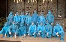 250 cán bộ, y, bác sĩ đầu tiên của BV Bạch Mai đã tới lưu trú tại khách sạn Mường Thanh Grand Xa La