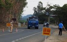Cướp ô tô, đánh cảnh sát để chạy trốn chốt kiểm tra y tế phòng dịch