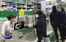 Nga ghi nhận 440 ca mắc Covid-19 mới, tổng số ca bệnh là 2.777