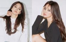"""3 kiểu makeup mắt đơn giản nhưng đẹp ná thở của Song Hye Kyo, thử xong bạn sẽ muốn chụp ảnh """"sống ảo"""" ngay"""