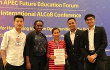 Nam sinh viên được công bố bài báo trên tạp chí quốc tế uy tín trước ngày tốt nghiệp