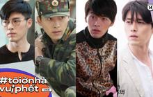 """Nhớ """"đại úy Jung Hyuk"""", ngắm ngay loạt ảnh hậu trường đẹp như mơ của Hyun Bin từ thuở """"còn phèn"""" cho thỏa mãn"""