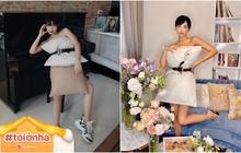 Châu Bùi và Khánh Linh giữ vững thần thái fashionista, Trang Hý giật giải mặn mòi nhất khi bắt trend thời trang chiếc gối