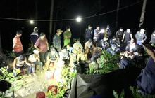 Phớt lờ dịch Covid-19, hơn 40 người tụ tập trong sòng bạc ở rừng phòng hộ