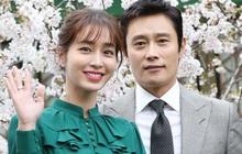 """5 năm sau bê bối tình tiền, Lee Byung Hun đưa con trai đến phim trường chứng minh mối quan hệ với mỹ nhân """"Vườn sao băng"""""""