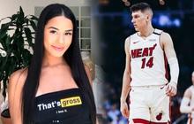 """Vừa hẹn hò với kiều nữ siêu vòng 3, sao trẻ NBA liền bị hacker """"hỏi thăm"""", tung ảnh nhạy cảm lên MXH"""