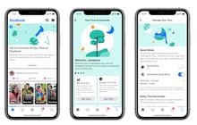 """Facebook ra mắt tính năng giúp người dùng """"tự cai"""": Hạn chế thời gian sử dụng, báo cáo thói quen mở ứng dụng hàng tháng"""