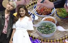 Tình yêu hoàn mỹ: Nàng mẫu ảnh mang cả mâm cơm lên sân khấu để tỏ tình với Võ Điền Gia Huy
