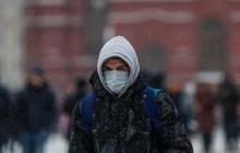 Số ca mắc Covid-19 tại Nga tăng gần 1.800 trong một ngày đêm
