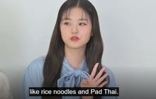 Center của IZ*ONE nhầm lẫn pad Thái là món ăn Việt Nam nhưng tổ biên tập cũng không thèm edit?