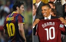6 người nổi tiếng coi Messi là thần tượng: Cựu Tổng thống Barack Obama cũng góp mặt