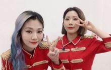 """Bộ đôi """"khủng long nhạc số"""" có 1 thành viên rời nhóm, netizen lại thấy hợp lí vì cô như """"đóng vai phụ mờ nhạt"""" cho đồng đội"""
