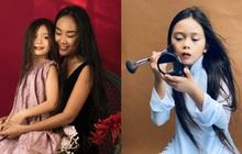 Thiên thần lai nhà Đoan Trang mới 6 tuổi đã ra dáng tiểu mỹ nhân, trổ tài make up chuyên nghiệp đến mức mẹ cũng bất ngờ