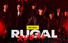 """Review Rugal: Phim 18+ mở màn đẫm máu, """"nam thần cận vệ"""" Choi Jin Hyuk tái xuất ngầu thì có ngầu nhưng hổng có hay?"""