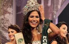 Miss Earth 2011 Olga Alava là Hoa hậu đầu tiên trên thế giới xác nhận dương tính với COVID-19