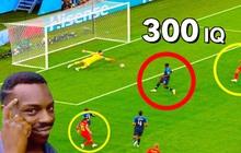 Ai là cầu thủ có chỉ số IQ cao nhất làng bóng đá?
