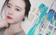 """Im ắng 1 thời gian, """"nàng cỏ"""" Goo Hye Sun tiết lộ sụt tận 8kg nhưng biểu cảm mới gây chú ý"""