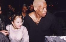 """Dennis Rodman,""""trai hư"""" độc nhất tại NBA và sự thật ẩn sau câu chuyện được Madonna trả 20 triệu USD để """"xin một đứa con"""""""