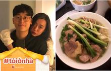 Rocker Nguyễn kì công nấu ăn cho bạn gái: Yêu em mấy núi cũng trèo, mấy sông cũng lội, nấu nồi nước lèo có 18 tiếng thôi nhằm nhò gì!