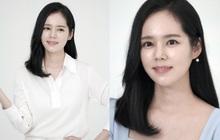 """Tăng cân sương sương, """"biểu tượng nhan sắc xứ Hàn"""" Han Ga In gây sốt Weibo với nhan sắc mặn mà khác hẳn thời son rỗi"""