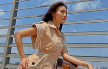 """Sao Việt đua nhau chụp ảnh trên sân thượng, """"sống ảo"""" tại gia mà cũng xịn sò ra trò"""