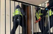 Căn hộ của tay buôn ma túy bị cảnh sát đột kích vì không tuân thủ yêu cầu cách ly xã hội
