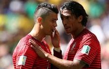 Đồng đội ở tuyển Bồ Đào Nha húp trứng sống để duy trì body như Ronaldo