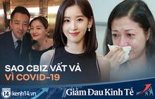 Cbiz vất vả vì COVID-19: Chồng Đại S xoay sở kinh doanh, cựu Hoa hậu thất nghiệp và tình người thắp sáng lúc khó khăn