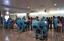 Test nhanh Covid-19 với mọi người dân đến Sài Gòn bằng đường hàng không và đường sắt