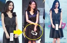 """Diện váy giống Son Ye Jin nhưng nhờ là lượt váy áo phẳng phiu mà Angela Baby đã """"vượt mặt"""" về độ sang chảnh"""
