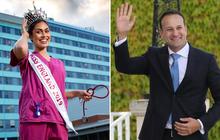 Những người lao vào tâm dịch: Thủ tướng Ireland, Hoa hậu Anh trở lại vai trò bác sĩ để chiến đấu với Covid-19