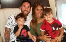 """Ghé thăm chuyên cơ sang trọng 15 triệu USD của Messi: Một chi tiết trên chiếc máy bay là """"độc nhất vô nhị"""""""