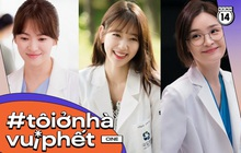 """7 """"chị đại"""" ngành y ngầu nhất phim Hàn: Park Shin Hye tay không quật côn đồ cũng chưa át vía được nữ chính Hospital Playlist"""