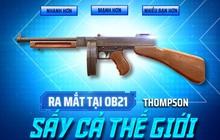 """Free Fire: Chi tiết về Thomson - """"ông vua"""" mới của dòng súng tiểu liên (SMG) sẽ có mặt trong bản cập nhật OB21"""