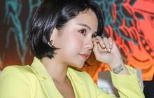 """Giữa """"drama"""" người cũ, Thái Trinh lên tiếng: """"Hãy để tôi sống mà không có người làm tôi tổn thương hiện diện"""""""