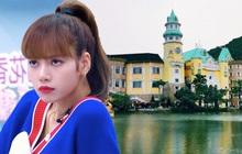 """""""Produce 101"""" bản Trung chơi lớn khi thuê hẳn... lâu đài cho thí sinh ở, muốn vượt mặt show của Lisa hay gì?"""