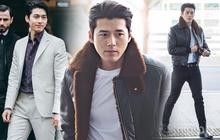 Đừng chỉ để ý gương mặt, body tài tử Hyun Bin cũng là báu vật Kbiz: Nhìn là muốn dựa vào bờ vai, lồng ngực ấy!