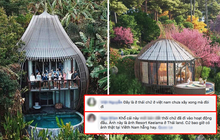 Khu du lịch mới toanh ở Việt Nam đang thu hút chục nghìn share vì kiến trúc hình tổ chim độc đáo, nhưng thực hư là như thế nào?