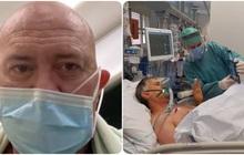 Ám ảnh đến tận cùng: 2 tiếng cuối cùng trước lúc ra đi của một bệnh nhân nhiễm Covid-19, qua lời kể của người sống sót