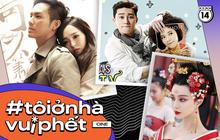 """Nhớ lại xem 2015 là năm gì mà truyền hình châu Á toàn phim hot xuất sắc, chọn bừa cũng được """"đồ tốt""""!"""