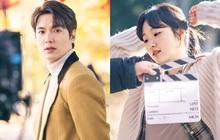 Lại lộ ảnh hậu trường Bệ Hạ Bất Tử: Lee Min Ho đẹp miễn bàn, xuất sắc nhất lại là thần thái của Kim Go Eun