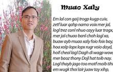 Bộ Giáo dục chính thức lên tiếng về việc tác giả Chữ Việt Nam song song muốn đưa vào trường giảng dạy