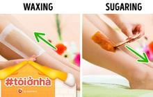 Ở nhà tự wax lông, cẩn thận với những hành động tẩy lông sai cách khiến làn da dễ bị tổn thương
