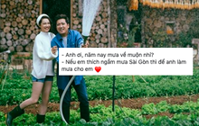"""Cuộc hội thoại ngôn tình của Nhã Phương - Trường Giang: Cứ mãi lãng mạn thế này netizen không """"phát ghen"""" sao được"""