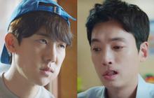 """Hospital Playlist tập 5: """"Thánh khẩu nghiệp"""" Jun Wan bị """"crush"""" đá sưng mồm, trai đẹp Jeong Won đòi mẹ cho làm cha xứ?"""
