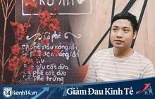 Vừa đầu tư mở quán cafe thì dính đợt dịch bệnh, ông chủ 9x ở Hà Nội chia sẻ phải tự... cắt giảm chi tiêu của bản thân để đỡ tiền lỗ