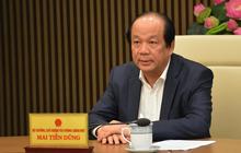 Bộ trưởng Mai Tiến Dũng: Dân chủ quan, đổ ra đường tụ tập rất nguy hiểm